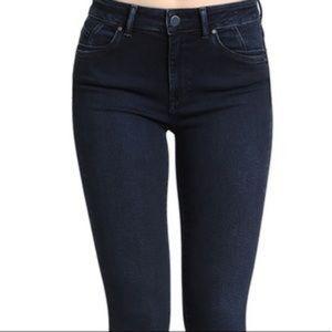 Mavi IndigoMove Alissa High Rise Skinny Jean
